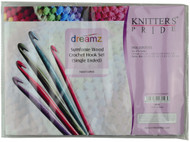 Knitter's Pride Symfonie Dreamz 8-Pack Single Ended Crochet Hooks Set