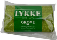 "Grove 3.5"" Interchangeable Circular Bamboo Knitting Needles Set (9 Pairs) by LYKKE"