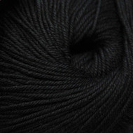 Cascade Black 220 Superwash Yarn (4 - Medium)