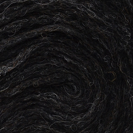 Lopi Black Heather Plotulopi Yarn (3 - Light)