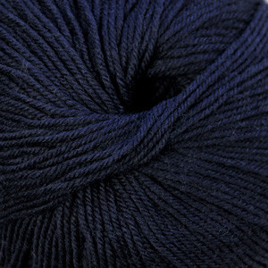 Cascade Navy 220 Superwash Yarn (4 - Medium)