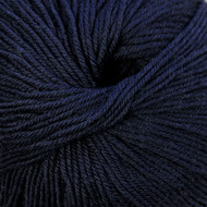 Cascade Navy 220 Superwash Yarn (3 - Light)
