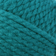 Bernat Teal Wool-Up Bulky Yarn (6 - Super Bulky)