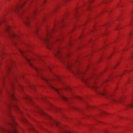 Bernat Red Wool-Up Bulky Yarn (6 - Super Bulky)