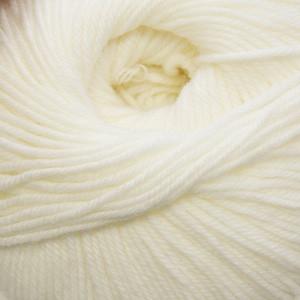 Cascade White 220 Superwash Yarn (4 - Medium)