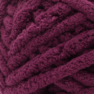 Bernat Burgundy Plum Blanket Extra Yarn (7 - Jumbo)
