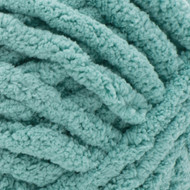 Bernat Light Teal Blanket Extra Yarn (7 - Jumbo)