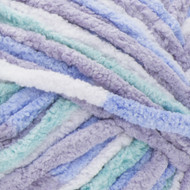 Bernat Posy Purple Baby Blanket Yarn - Big Ball (6 - Super Bulky)