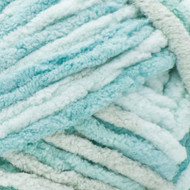 Bernat Baby Blue-Green Baby Blanket Yarn - Big Ball (6 - Super Bulky)