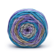 Bernat Purple Power Pop Bulky Yarn (6 - Super Bulky)