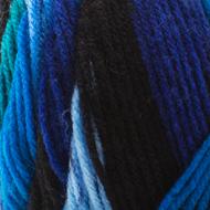 Bernat Oceana Stripes Super Value Stripes Yarn (4 - Medium)