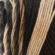 Bernat Sherwood Forest Stripes Super Value Stripes Yarn (4 - Medium)