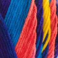 Bernat Candy Store Stripes Super Value Stripes Yarn (4 - Medium)