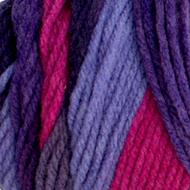 Bernat Wild Berry Stripes Super Value Stripes Yarn (4 - Medium)