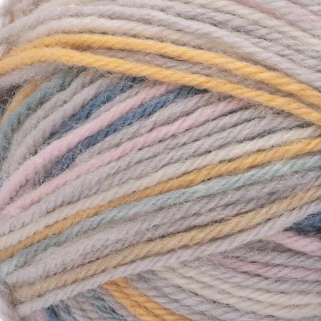 Patons Sidewalk Chalk Stripes Kroy Socks Yarn (1 - Super Fine)