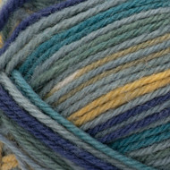 Patons Fifties Stripes Kroy Socks Yarn (1 - Super Fine)