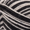 Patons Zebra Stripes Kroy Socks Yarn (1 - Super Fine)