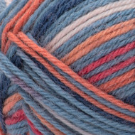 Patons Seventies Stripes Kroy Socks Yarn (1 - Super Fine)