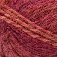 Patons Geranium Colors Kroy Socks FX Yarn (1 - Super Fine)
