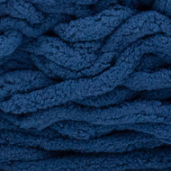 Lion Brand Oxford Blue Cover Story Yarn (6 - Super Bulky)
