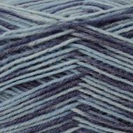 Regia #01158 Grey Cube Regia 4-ply Color Yarn (1 - Super Fine)