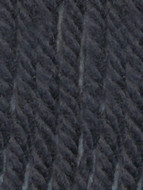 Diamond Luxury Collection Black Fine Merino Superwash DK Yarn (3 - Light)
