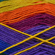 Regia #01735 Rainbow Regia Pairfect Yarn (1 - Super Fine)