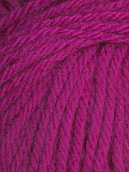 Diamond Luxury Collection Magenta Fine Merino Superwash DK Yarn (3 - Light)