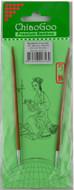 """ChiaoGoo Tools 32"""" Bamboo Circular Knitting Needles (Size US 5 - 3.75 mm)"""