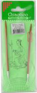"""ChiaoGoo Tools 32"""" Bamboo Circular Knitting Needles (Size US 6 - 4 mm)"""