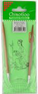 """ChiaoGoo Tools 32"""" Bamboo Circular Knitting Needles (Size US 8 - 5 mm)"""