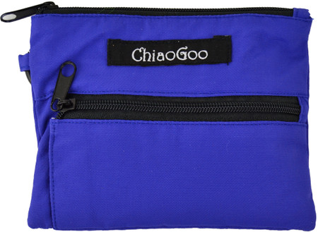 "ChiaoGoo Tools Twist Shorties 5"", 6"" & 8"" Interchangeable Circular Knitting Needles Small Set (10 Pairs)"