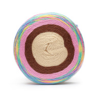 Donut Amigurumi Prints Yarn (1 - Super Fine) by Red Heart