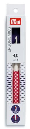 Prym Ergonomic Crochet Hook (Size US G-6 - 4 mm)