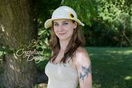 Sunflower Sun Hat - Downloadable Pattern