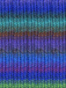 Noro #40 Blue, Green, Purple, Kureyon Yarn (4 - Medium)