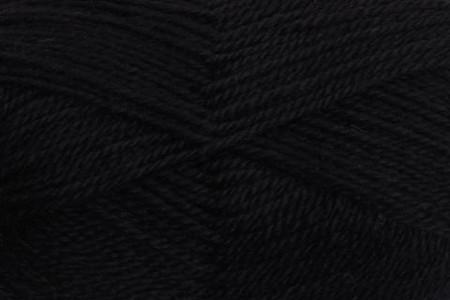 Ashford Liquorice Ashford DK Yarn (3 - Light)
