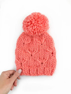 Pomshell Beanie - Downloadable Pattern
