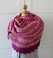 Loving Key West Shawl - Downloadable Pattern