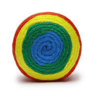 Red Heart Rainbow Mini Yarn (4 - Medium)