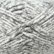 Estelle Grey Heather Sudz Cotton Yarn (4 - Medium)