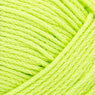 Lion Brand Lime 24/7 Cotton Yarn (4 - Medium)