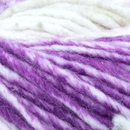 Lion Brand Icy Grape Mandala Watercolor Yarn (5 - Bulky)