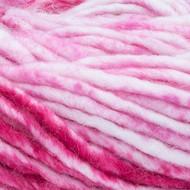 Lion Brand Teaberry Mandala Watercolor Yarn (5 - Bulky)