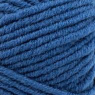 Lion Brand Steel Blue Woolspun Yarn (5 - Bulky)