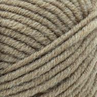 Lion Brand Taupe Woolspun Yarn (5 - Bulky)