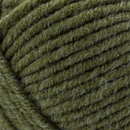 Lion Brand Olive Woolspun Yarn (5 - Bulky)
