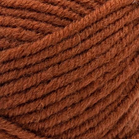 Lion Brand Clay Woolspun Yarn (5 - Bulky)