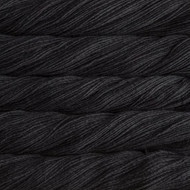 Malabrigo Black Merino Worsted Yarn (4 - Medium)
