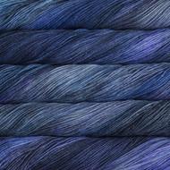 Malabrigo Azules Sock Yarn (1 - Super Fine)